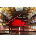 PIANO DE CUA VERMELL FONT & ROCA GRAND SHANGAI