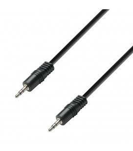CABLE MINI JAK ESTEREO 0,90M ADAM HALL K3BWW0090