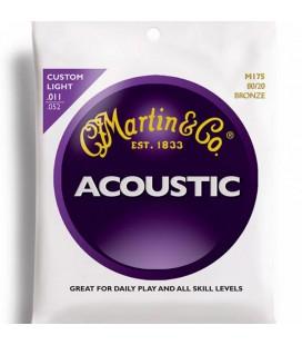 MARTIN MA175 CUERDAS GUITARRA ACUSTICA 11-52