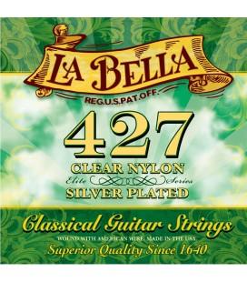 LA BELLA 427 1ª E CUERDA GUITARRA ESPAÑOLA