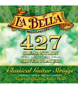 LA BELLA 427 4ª D CUERDA GUITARRA ESPAÑOLA