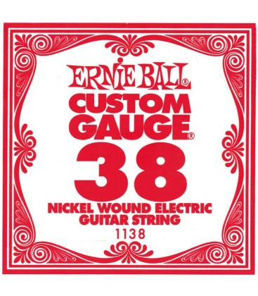 ERNIE BALL 038 CUERDA GUITARRA ELECTRICA
