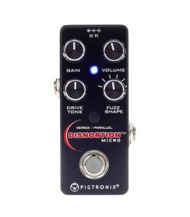 PIGTRONIX DISNORTION MICRO DISTORSION