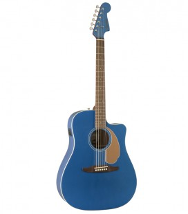 FENDER REDONDO PLAYER WN BLUE GUITARRA ELECTRO ACUSTICA