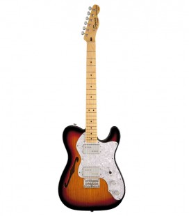 SQUIER TELECASTER VINTAGE MODIFIED 72 THINLINE 3TS GUITARRA ELECTRICA