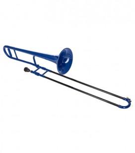TROMBON PLASTICO P BONE BLUE