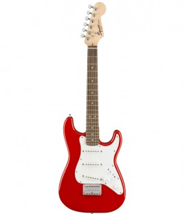 SQUIER MINI STRATOCASTER TRD GUITARRA ELECTRICA JUNIOR