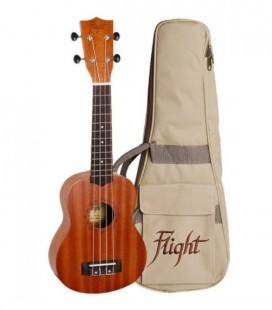 UKELELE SOPRANO FLIGHT NUS-310 SAPELLY