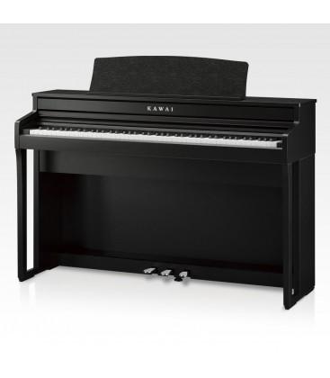 KAWAI CA49 B PIANO DIGITAL CON TECLA DE MADERA