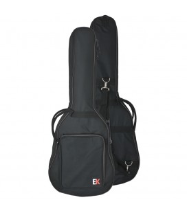 FUNDA GUITARRA ELECTRICA 10mm EK BAGS FGE10BK