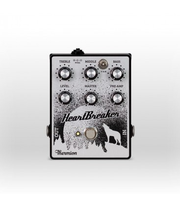 THERMION HEARTBREAKER PEDAL OVERDRIVE CLASICO