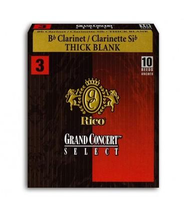 CAÑA CLARINETE RICO GRAND CONCERT 4