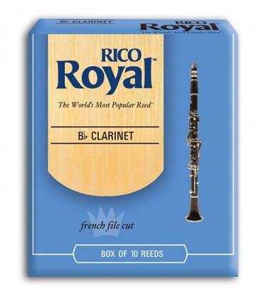 CAÑA CLARINETE RICO ROYAL 3,5
