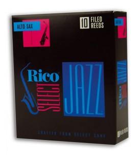 CAÑA SAXO ALTO RICO SELECT JAZZ 3 HARD