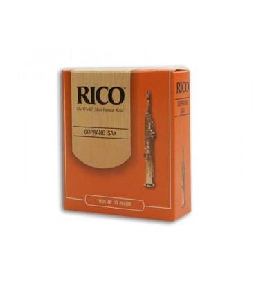 CAÑA SAXO SOPRANO RICO 2