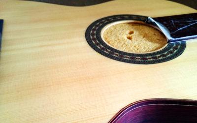 Guitarras Giralda, calidad a precio asequible