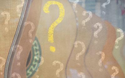 ¿Qué guitarra comprar para empezar a estudiar?