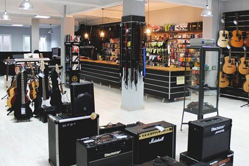 Musical Mataró tienda de instrumentos musicales en Mataró