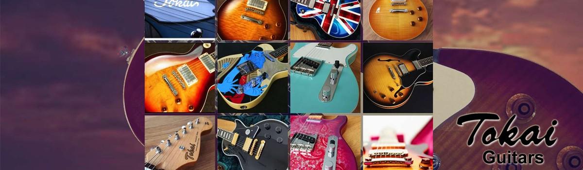 Guitarras TOKAI