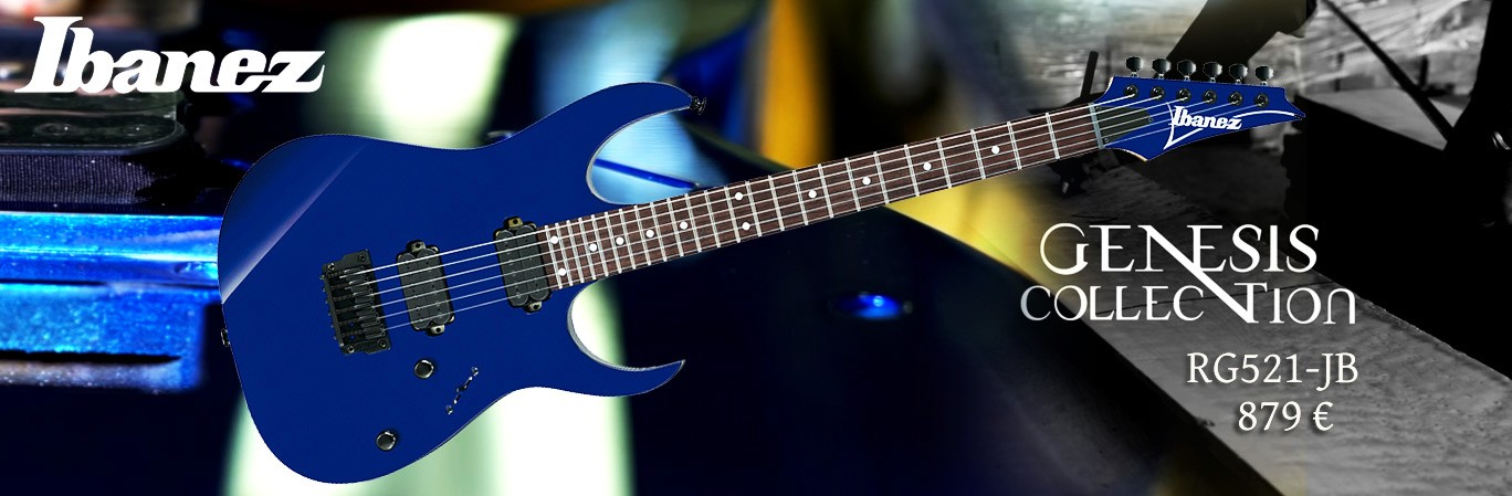 IBANEZ RG521-JB GENESIS COLLECTION