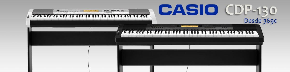 Casio CDP-130