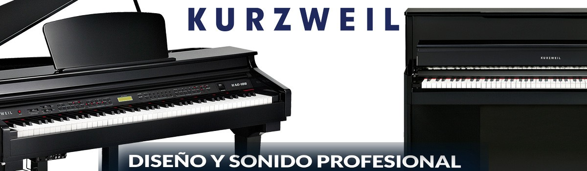 KURZWEIL PIANOS DIGITALES