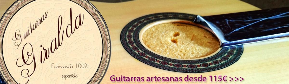 GUITARRAS ARTESANAS GIRALDA